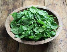Baby Leaf Spinach, Organic (100g)