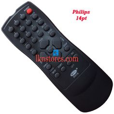 Buy remote suitable for Philips TV Model: 14PT at lowest price at LKNstores.com. Online's Prestigious buyers store.