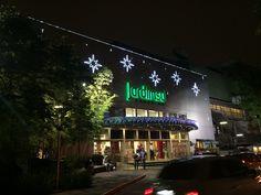 Shopping Jardim Sul - Iluminação externa de Natal 2015 T74Brasil