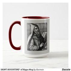 SAINT AUGUSTINE* of Hippo Mug