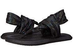 Sanuk Yoga Sling 2 Metallic Women's Sandal -- Check out this great image  : Yoga Sandals