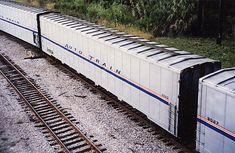 Auto Train - Sanford FL phase IV paint Sept 13, 1999