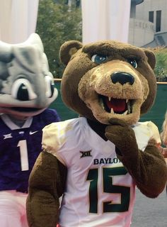 That friend who always photobombs your photos. #SicEm #SicTCU