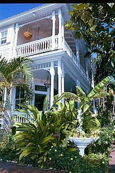 Key West, Florida       (one of Sandee's favorite cities www.timberwolfcreek.com/blog)