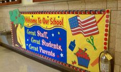 Bulletin Board Ideas Elementary School