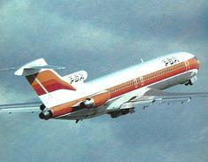 PSA Boeing 727 - Vintage Airliners (@VintageAirliner) | Twitter