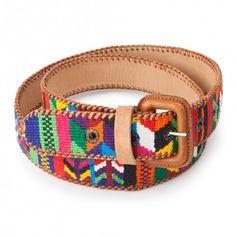 Cinturones de Guatemala - Incas