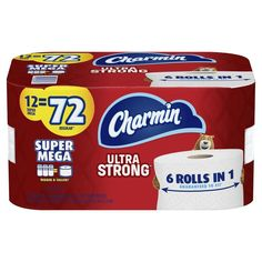 Best Toilet Paper, Helping Cleaning, Clean House, Household, Rolls, Strong, 2 Ply, Bathroom, Number