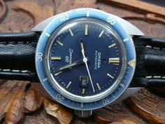 Omega Seamaster 120 Old Blue
