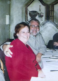 Alan Nevil and his wife. Darlene. They were killed by Darlene's 12-year-old daughter and her 13-year-old boyfriend in August 2010.((Family Photo))
