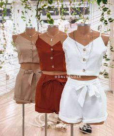 Swans Style is the top online fashion store for women. Short Red Prom Dresses, Prom Dresses With Pockets, 70s Fashion, Girl Fashion, Fashion Dresses, Outfits For Teens, Cute Outfits, Playsuits, Spring Outfits