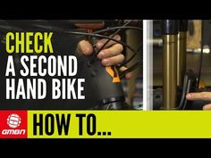 How To Check A Second Hand Bike | Essential Mountain Bike Maintenance - YouTube