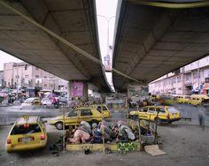 Martin Roemers — Metropolis: Broad Street, Lagos Island, Lagos, Nigeria (2015).