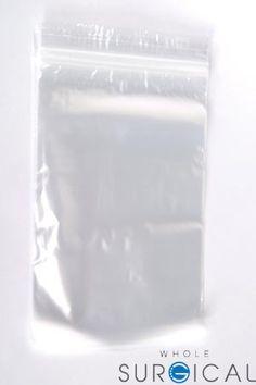 """RD Plastics - A27 - Reclosable Ziplock, 6"""" x 9"""", 2mil, 1000/cs"""