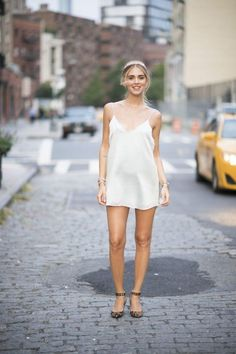 Hey New York! First look of NYFW