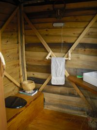DIY our own composting toilet (after much research of course)!