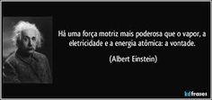 Resultado de imagem para frases albert einstein Serum, Albert Einstein, Movie Posters, Movies, Frases, Information Technology, Thoughts, World, Life