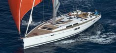 Hanse 505, 4+1 Cabins, 9+2 Berths. Available for Charter in Croatia and Greece.