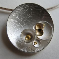 Garden Necklace | Contemporary Necklaces / Pendants by contemporary jewellery designer Dot Sim