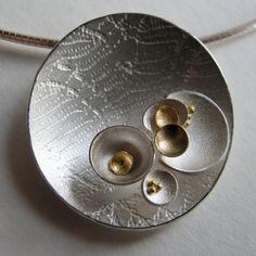a78d82f1c0a39 Garden Necklace   Contemporary Necklaces   Pendants by contemporary  jewellery designer Dot Sim Anel De Prata