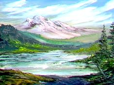 Mountain Challenge - The Joy of Painting S4E13