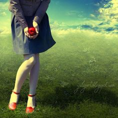 Apples and shoes