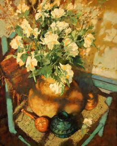 CMDudash - Available Paintings - StillLifes - love this artist!
