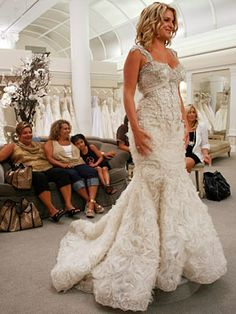 yes+to+the+dress+kleinfeld | ... ? Watch these clips from the Cake Boss/Say Yes to the Dress special