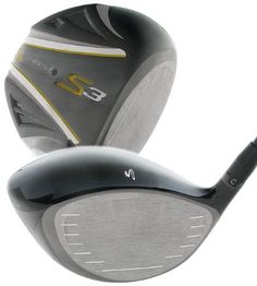 Cobra S3 Driver RH 10.5 Stiff.    List Price:$399.99  Buy New:$179.95  You Save:55%  Deal by: ProGolfShoppers.com Mens Golf Clubs, Golf Clubs For Sale, Cobra Golf, Golf Player, Golf Gifts, Gadget Gifts, Golf Outfit, Face Shapes, Hot Spots