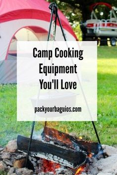 Would you like to go camping? If you would, you may be interested in turning your next camping adventure into a camping vacation. Camping vacations are fun Camping Stove, Camping Meals, Tent Camping, Camping Tips, Camping Recipes, Camping Trailers, Camping Checklist, Rv Tips, Camping With Kids