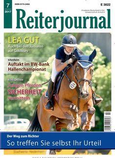 Richtig #reiten: Jungen Pferden Sicherheit vermitteln 🐎 Jetzt in Reiterjournal:  #Pferde #horse #riding #Pferd