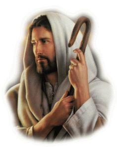 The good shepherd (Jesus Christ) Images Du Christ, Pictures Of Jesus Christ, Jesus Wallpaper, Image Jesus, Jesus Christ Painting, Jesus Christ Quotes, Les Gifs, Christian Artwork, Biblical Art