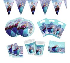 Disney Frozen Ice Skating Party Pack for 16 Guests http://www.parentideal.co.uk/argos---disneys-frozen.html