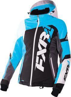 FXR Womens Black/Wineberry/White Tri Revo X Snowmobile Jacket Insulated Snocross Womens Snowmobile Jackets, Snowmobile Clothing, Winter Outfits, Cool Outfits, Ski Outfits, Winter Clothes, Jackets For Women, Clothes For Women, Country Outfits