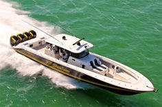 53 Extreme Edition Center Console Fishing Boats, Fast Boats, Kayaks, Power Boats, Water Sports, Yachts, Sick, Motorcycles, Design
