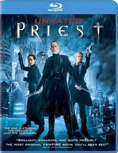 Sony Home Pictures Priest