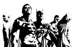Justice League by Jae Lee