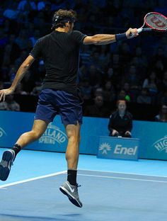 Roger. London ATP Finals 2015 | by Marianne Bevis