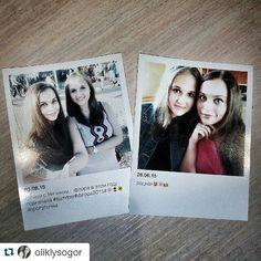#Repost @oliklysogor with @repostapp  Попробовали распечатать с @parkhomenkoyana любимые совместные фоточки из инстаграмма в @boftomsk  #boft #boftomsk #мегаомск by parkhomenkoyana