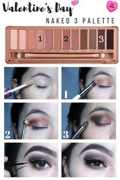 Best Valentine's Day Eyeshadow Palettes