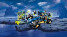 70731 Jay Walker One - Products - Ninjago LEGO.com