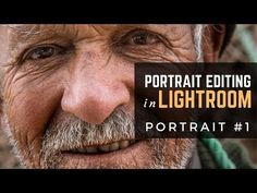 Editing portrait in Lightroom | Staying Minimalistic - YouTube