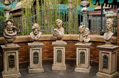 Walt Disney World - Magic Kingdom -Haunted Mansion