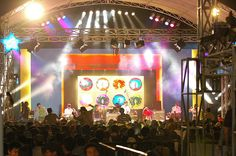 goodnight electric @ kumpul kribo 2006 + it's a radio prambors launch in 7 major cities in Indonesia