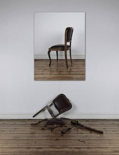 Original Culture Photography by Ismet Dogan | Conceptual Art on Other | Broken chair