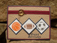 Play Ball-for the sport enthusiast