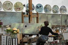 Claire Basler Studio Work Remodelista
