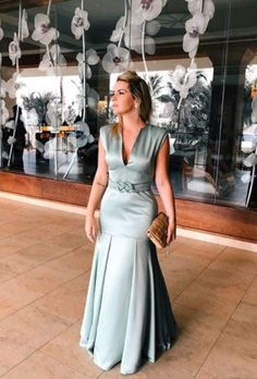 A-line Prom Gowns Open Back Prom – formalgowns Open Back Prom Dresses, Formal Dresses, Wedding Dresses, Prom Gowns, Mother Of The Bride, African Fashion, Evening Dresses, Party Dress, Fashion Dresses