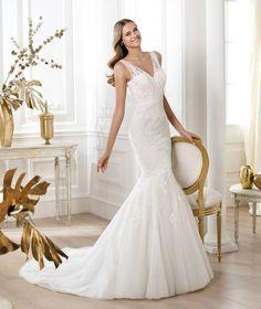 LEXINE, Vestido Noiva 2014