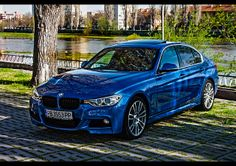 BMW F30 335xi. First car time. In that color too.